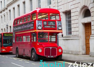 Školní zájezdy do Velké Británie