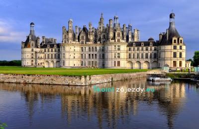 Školní výlet- zámek Chambord