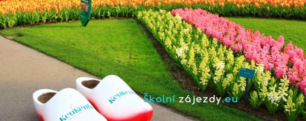 Školní výlet do Holandska
