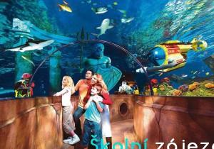 Školní zájezdy do Legolandu s akváriem