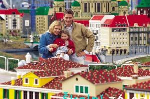 Školní zájezdy do Legolandu