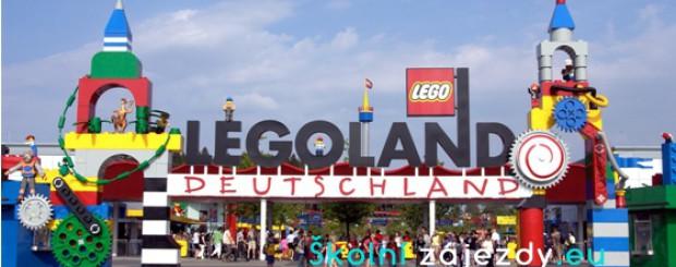 Školní výlet do Legolandu
