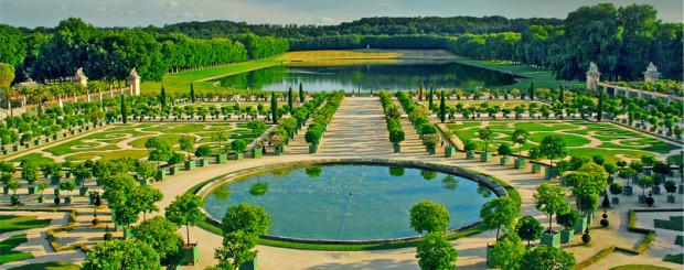 Školní zájezdy do Versailles