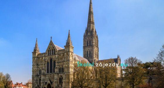 Školní zájezdy do Salisbury