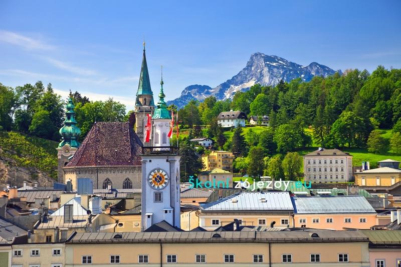 Školní zájezd do Salzburgu