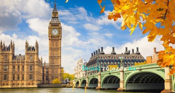 Školní zájezd do Londýna a Paříže