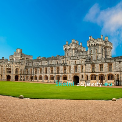Školní zájezd do Londýna a Windsoru
