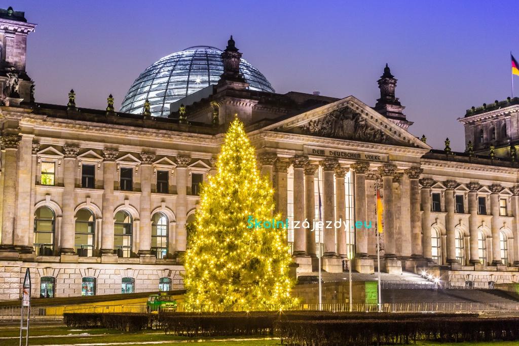 Školní zájezdy do Berlína