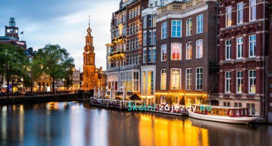 Školní výlet do Amsterdamu