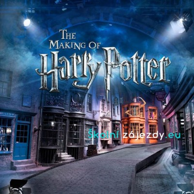 Školní zájezdy do Harry Potter Studia