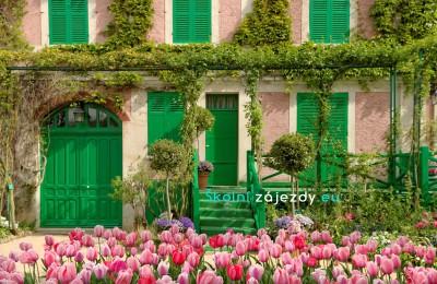 Školní výlety do Paříže