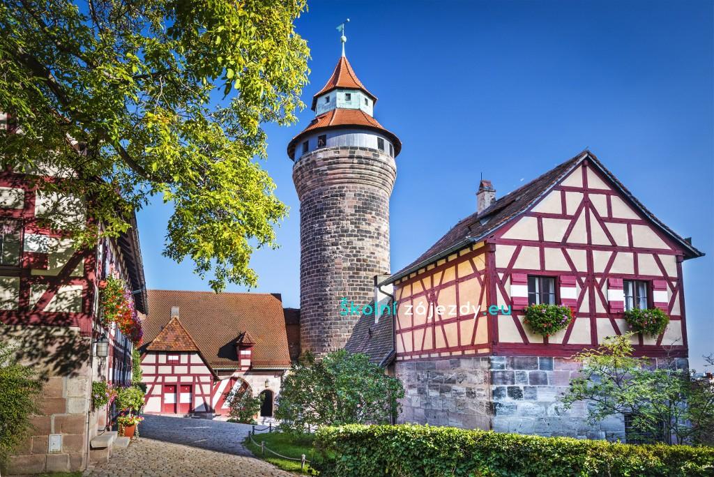 Škoní výlety do Německa