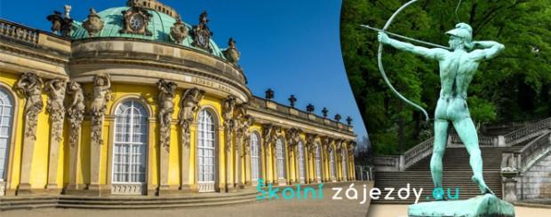 Škoní zájezd do Berlína a Sanssouci