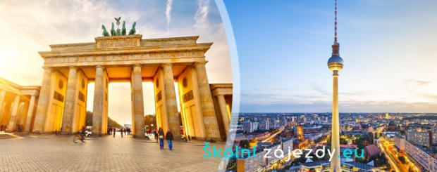 Škoní zájezd do Berlína