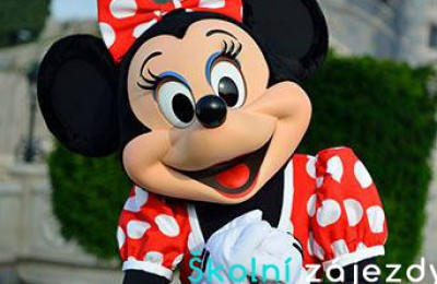 Školní výlet do Disneylandu