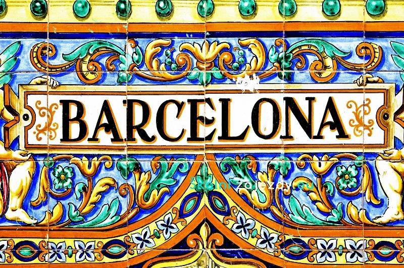 Školní zájezd do Barcelony