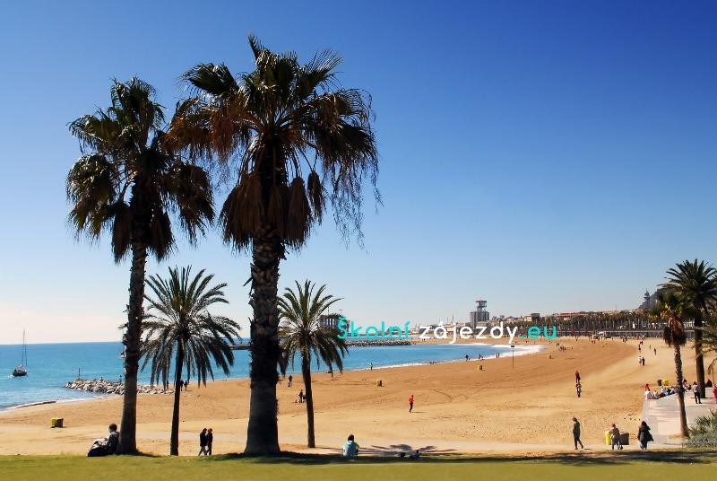 Školní zájezdy do Španělska