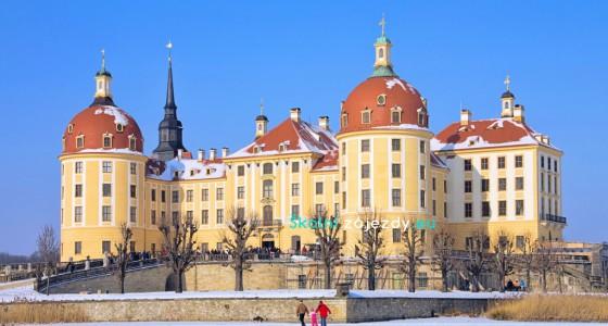 Školní zájezd na zámek Moritzburg