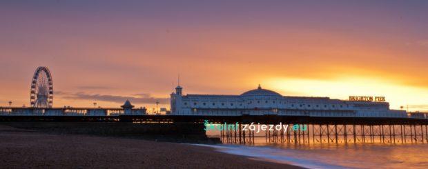 Školní zájezd do Brightonu