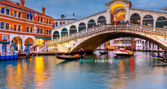 Školní zájezd do Benátek