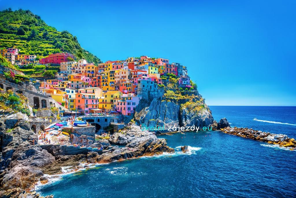 Školní zájezd do Florencie a Cinque Terre