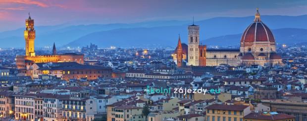 Školní zájezd do Florencie