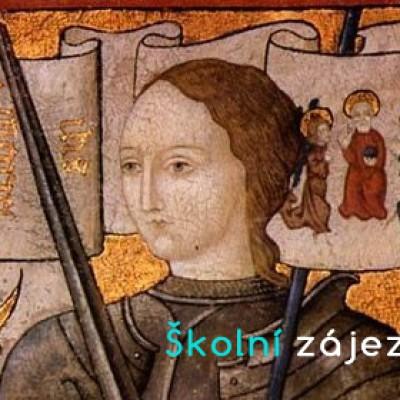 Po stopách Jany z Arku s návštěvou Paříže