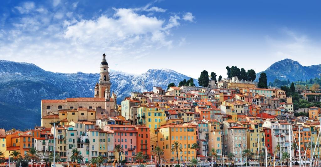 Školní zájezd do jižní Francie - Menton