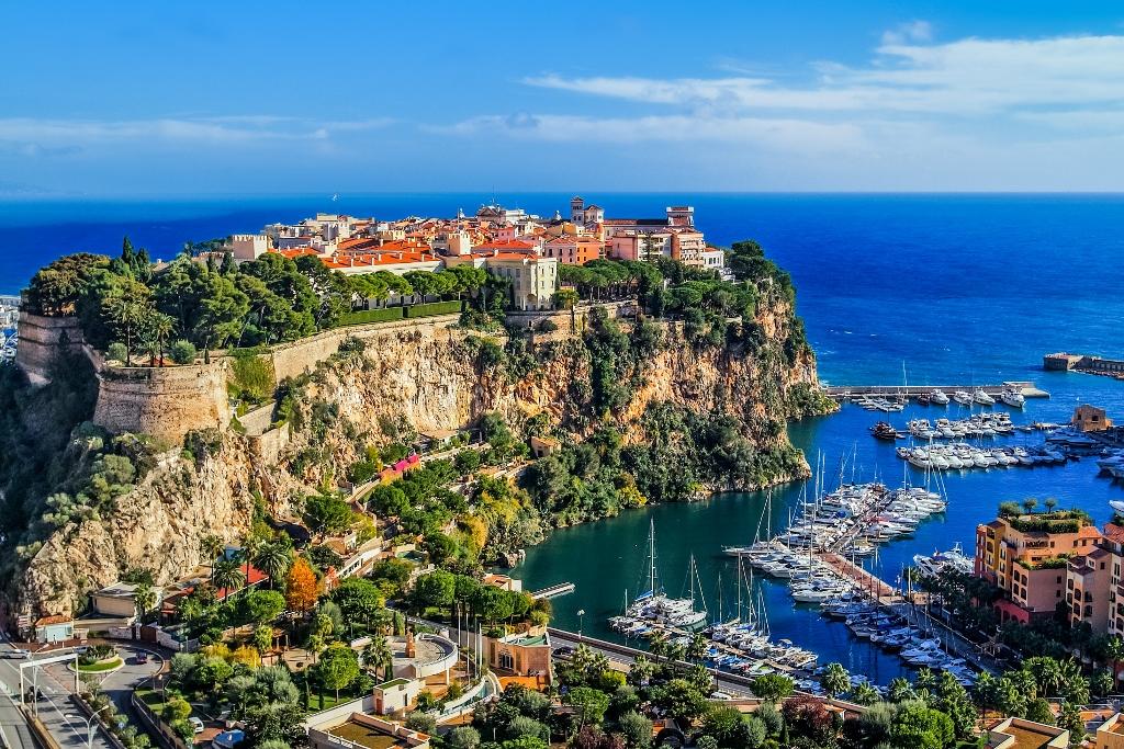 Školní zájezd do jižní Francie - Monaco