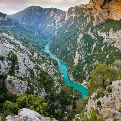 Školní zájezd do jižní Francie - Francouzská riviéra - kaňon Verdon
