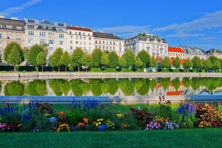 Školní výlet - Schonbrunn