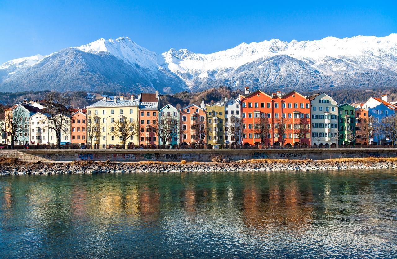 Školní zájezd do Innsbrucku