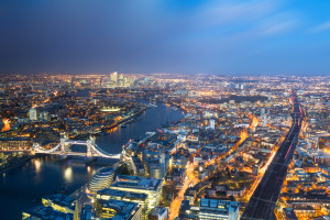 Školní zájezd do Londýna