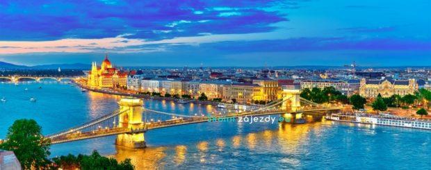 Školní zájezd do Budapeště