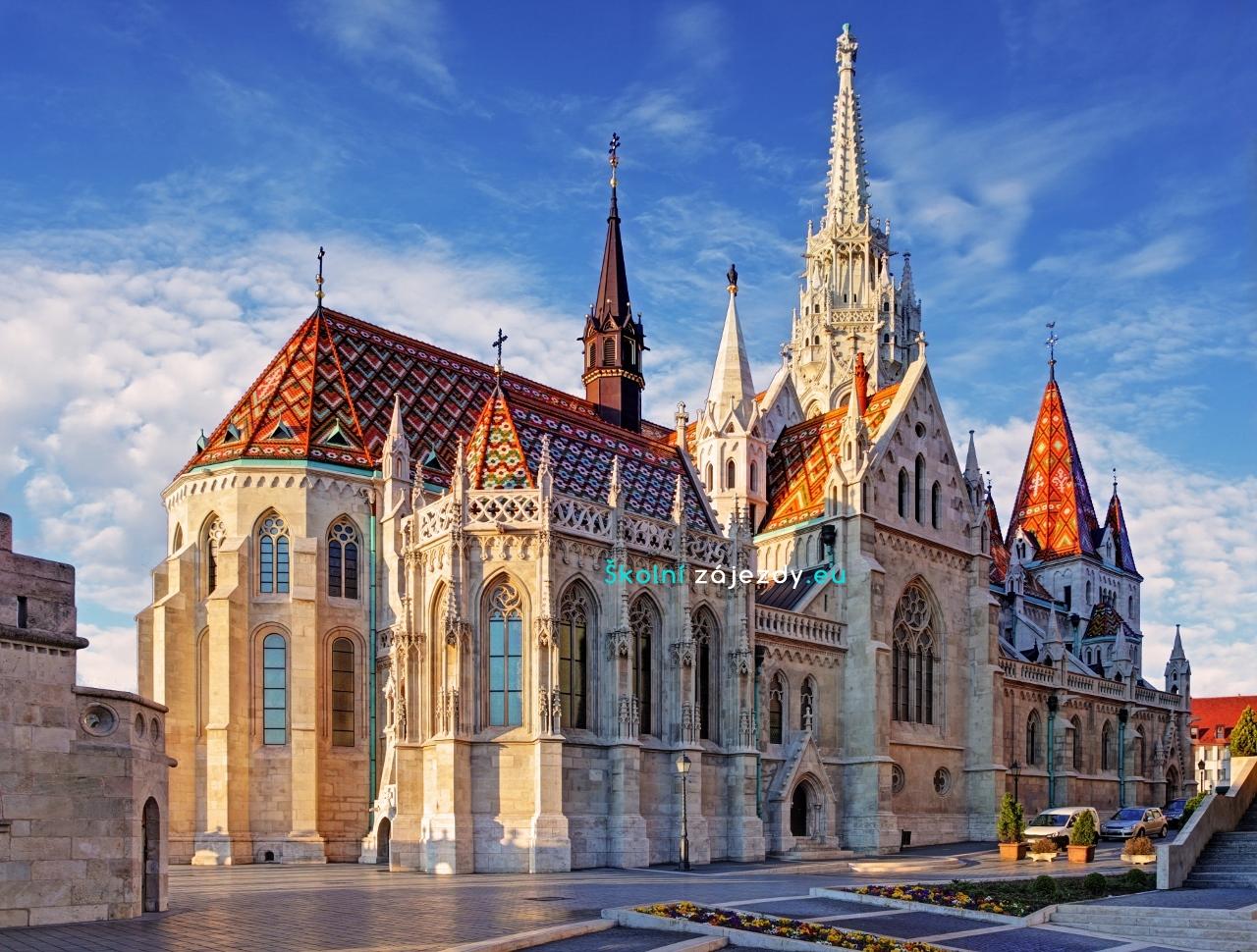 Školní zájezd do Budapešti a okolí