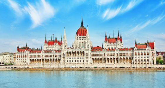 Školní zájezd do Budapešti