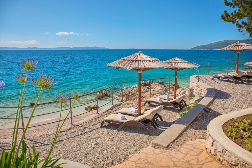 Nádherné letovisko Rabac - perla Istrie