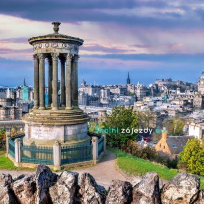 Školní zájezd do Skotska