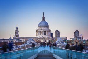 Londýn - katedrála sv. Pavla
