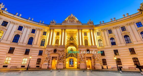 Školní adventní zájezd Vídeň