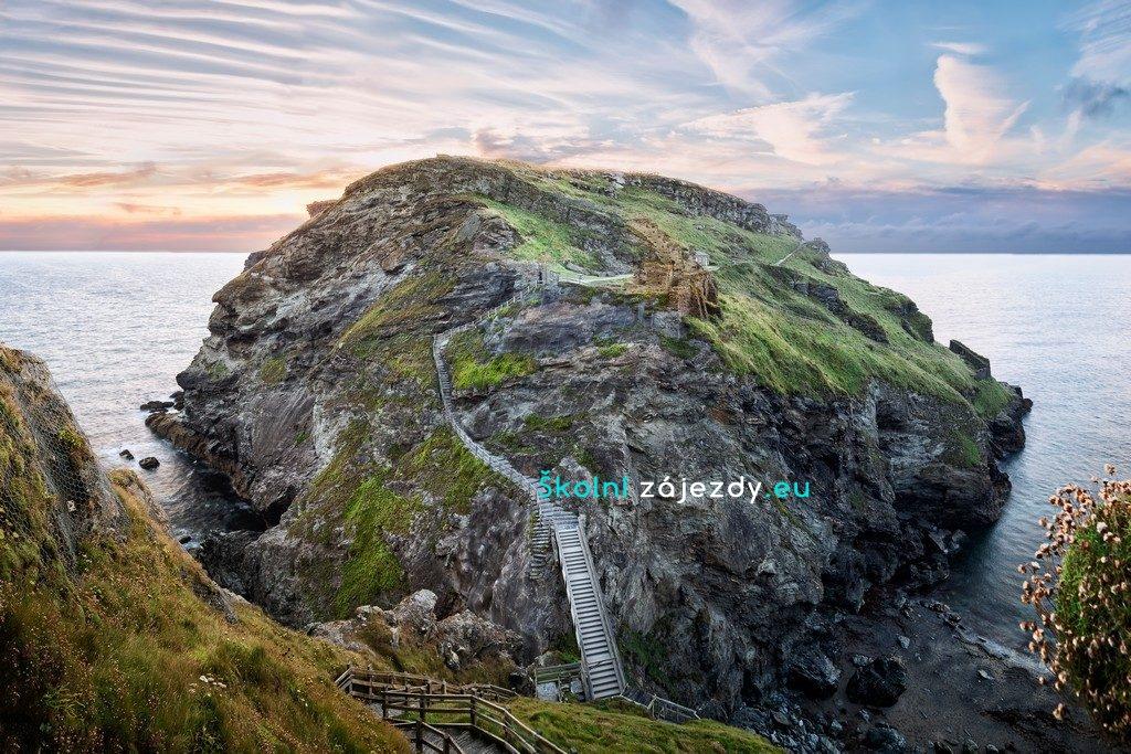 Školní zájezd do Cornwallu