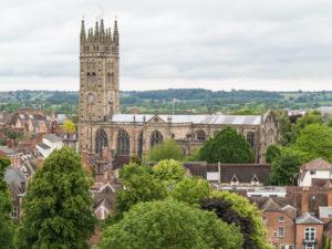 Školní zájezd do Anglie - Warwick