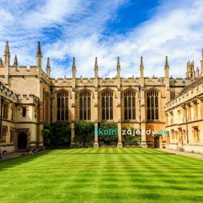 Zájezdy pro školy Oxford