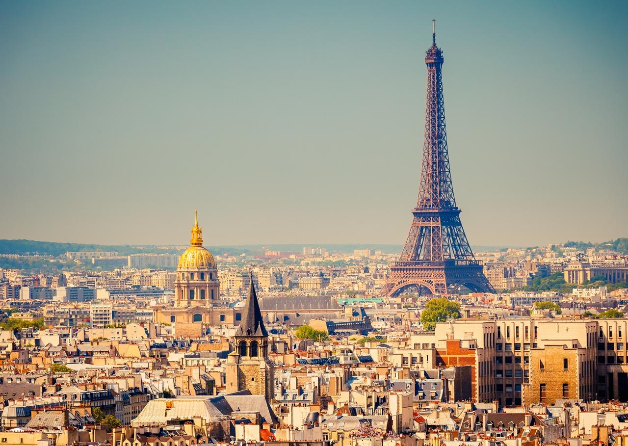 Školní zájezdy do Paříže