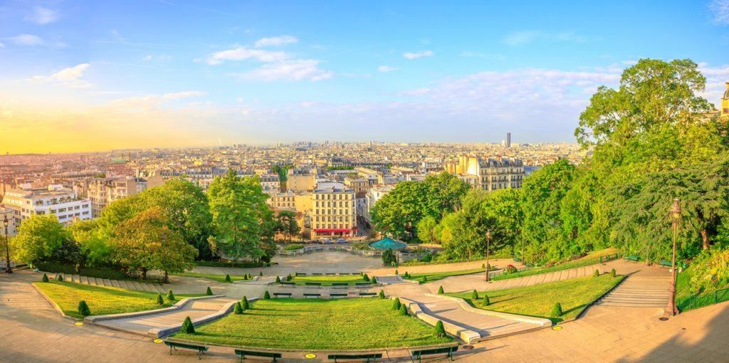 Školní zájezd do Paříže čtyřdenní