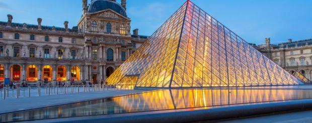 Školní zájezd do Paříže