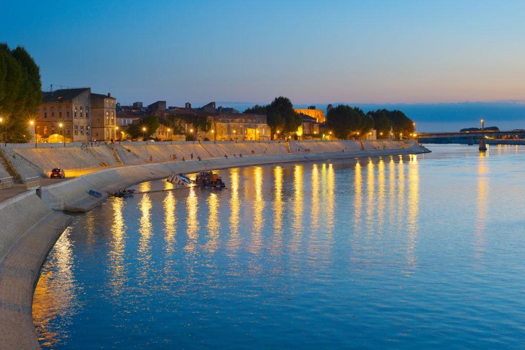Školní zájezd do Arles