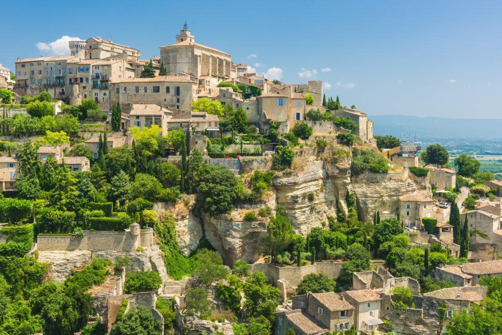 Školní zájezd do Provence