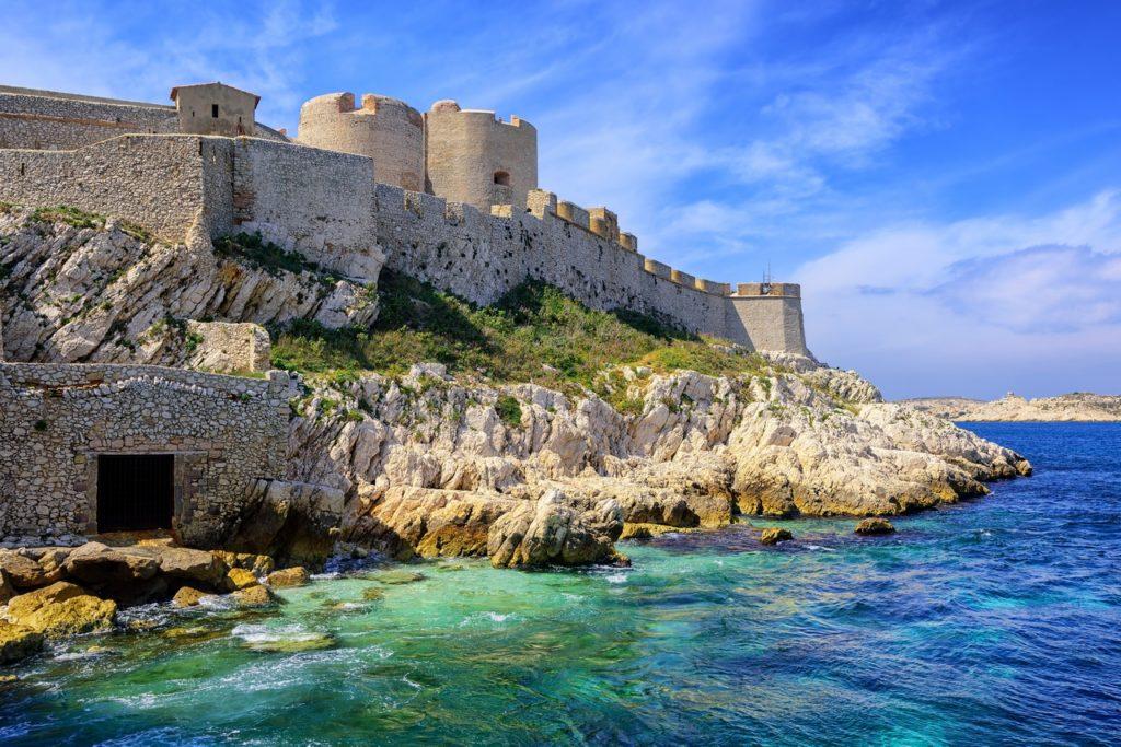 Školní zájezd do Marseille