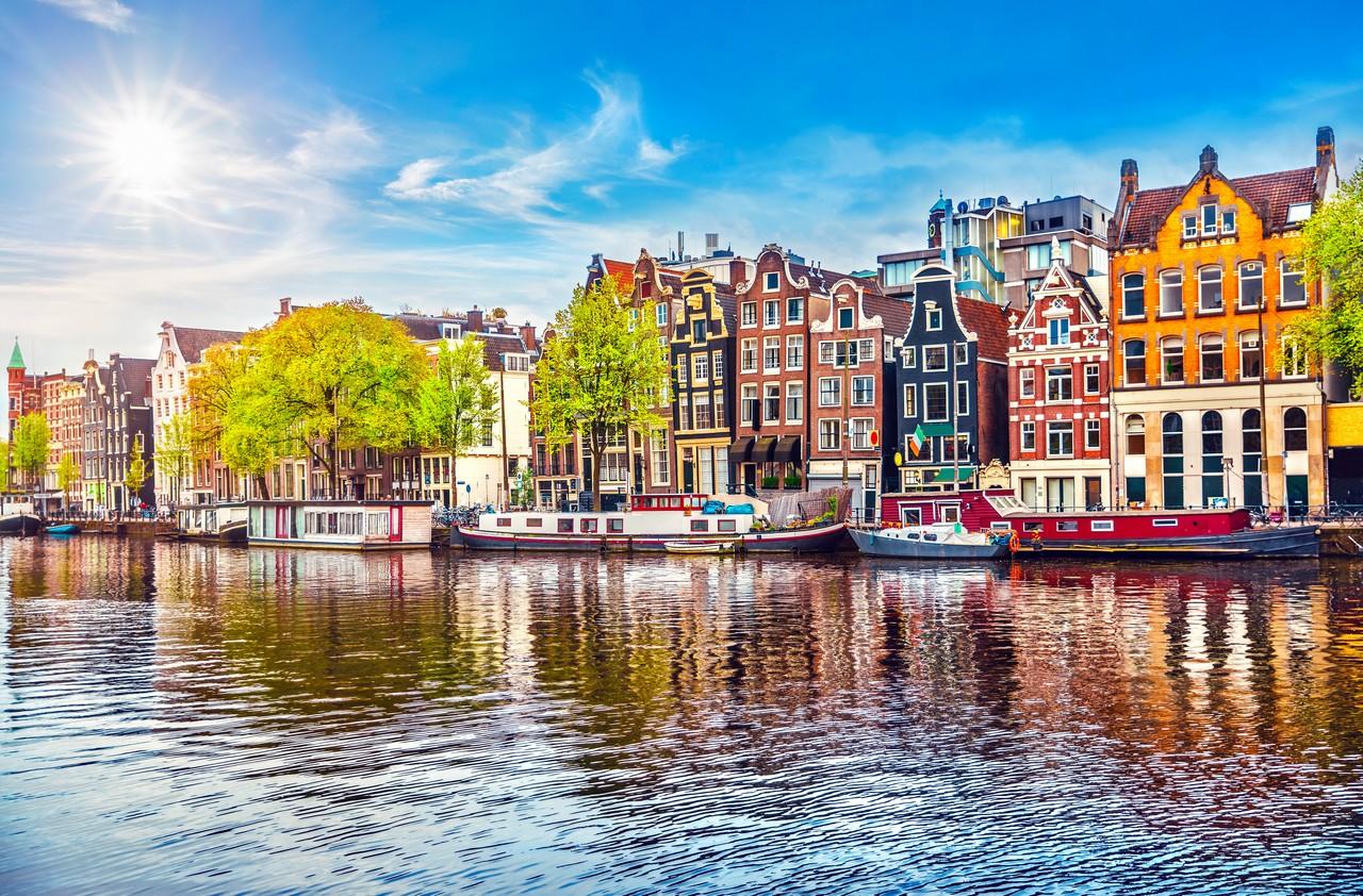 Zájezdy pro školy do Nizozemí